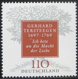 Poštovní známka Nìmecko 1997 Gerhard Tersteegen Mi# 1961