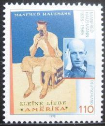 Poštovní známka Nìmecko 1998 Manfred Hausmann, spisovatel Mi# 2012