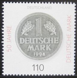 Poštovní známka Nìmecko 1998 Nìmecká marka Mi# 1996