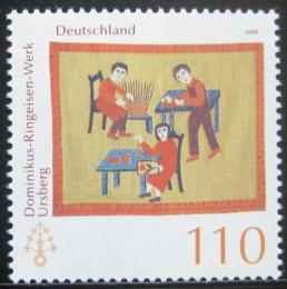 Poštovní známka Nìmecko 1999 Dominikus-Ringeisen institut Mi# 2065