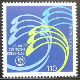 Poštovní známka Nìmecko 1999 Organizace pomoci s rakovinou Mi# 2044