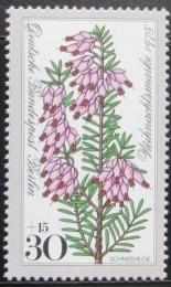 Poštovní známka Západní Berlín 1975 Vøes snìžný, vánoce Mi# 514