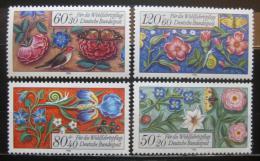 Poštovní známka Německo 1985 Modlitební kniha Mi# 1259-62 6€ - zvětšit obrázek