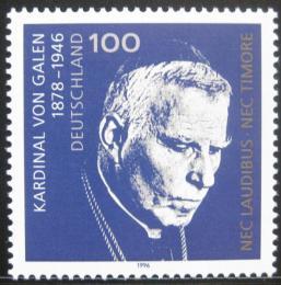 Poštovní známka Nìmecko 1996 Kardinál August von Galen Mi# 1848