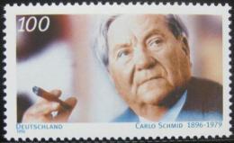 Poštovní známka Nìmecko 1996 Carlo Schmid, spisovatel a vìdec Mi# 1894
