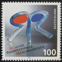 Poštovní známka Nìmecko 1996 Festival Porùøí Mi# 1859
