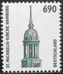 Poštovní známka Nìmecko 1996 Kostel sv. Michala Mi# 1860 Kat 7€