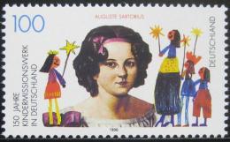 Poštovní známka Nìmecko 1996 Misionáøská práce Mi# 1834