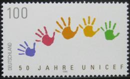 Poštovní známka Nìmecko 1996 UNICEF, 50. výroèí Mi# 1869