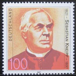 Poštovní známka Nìmecko 1997 Fr. Sebastian Kneipp Mi# 1925