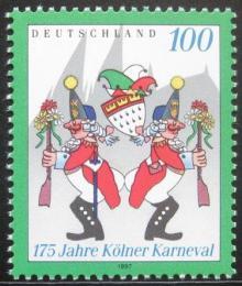 Poštovní známka Nìmecko 1997 Karneval v Cologne Mi# 1903