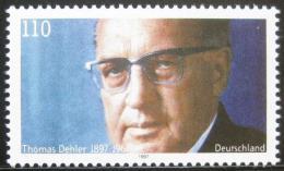 Poštovní známka Nìmecko 1997 Thomas Dehler, politik Mi# 1963
