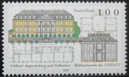 Poštovní známka Nìmecko 1997 Zámky UNESCO Mi# 1913