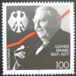 Poštovní známka Nìmecko 1997 Kancléø Ludwig Erhard Mi# 1904