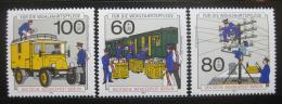 Poštovní známky Západní Berlín 1990 Pošta Mi# 876-78 Kat 10€