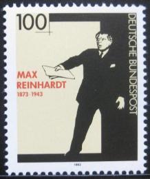 Poštovní známka Nìmecko 1993 Max Reinhardt, øeditel divadla Mi# 1703