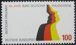 Poštovní známka Nìmecko 1994 Asociace žen Mi# 1723
