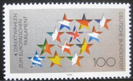 Poštovní známka Nìmecko 1994 Volby do evropského parlamentu Mi# 1724