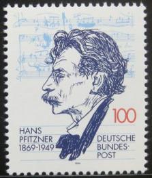 Poštovní známka Nìmecko 1994 Hans Pfitzner, skladatel Mi# 1736