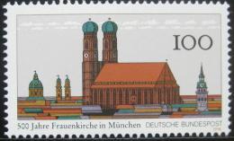 Poštovní známka Nìmecko 1994 Kostel naší Paní Mi# 1731