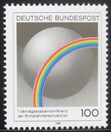 Poštovní známka Nìmecko 1995 Konference o klimatu Mi# 1785