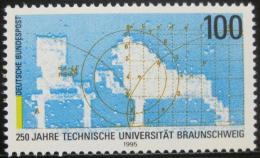Poštovní známka Nìmecko 1995 Technická univerzita Mi# 1783