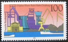 Poštovní známka Nìmecko 1991 Duisburg Mi# 1558