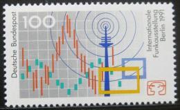 Poštovní známka Nìmecko 1991 Mezinárodní výstava rádií Mi# 1553