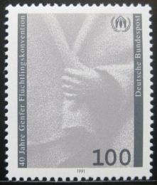 Poštovní známka Nìmecko 1991 Ženevská konvence Mi# 1544
