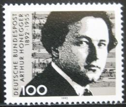 Poštovní známka Nìmecko 1992 Arthur Honeger, skladatel Mi# 1596