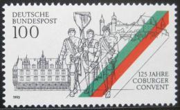 Poštovní známka Nìmecko 1993 Coburgerský konvent Mi# 1676