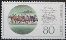 Poštovní známka Nìmecko 1993 Koòské dostihy Mi# 1677