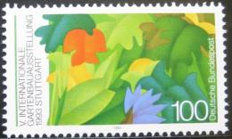 Poštovní známka Nìmecko 1993 Mezinárodní výstava zahrádkáøù Mi# 1672