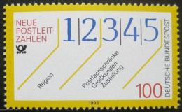 Poštovní známka Nìmecko 1993 Nová PSÈ Mi# 1659