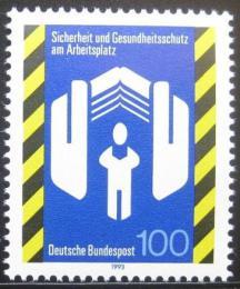 Poštovní známka Nìmecko 1993 Zdraví a bezpeènost v práci Mi# 1648