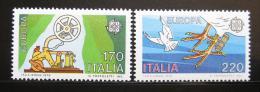 Poštovní známky Itálie 1979 Evropa CEPT Mi# 1657-58