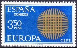 Poštovní známka Španìlsko 1970 Evropa CEPT Mi# 1860