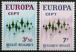 Poštovní známky Belgie 1972 Evropa CEPT Mi# 1678-79