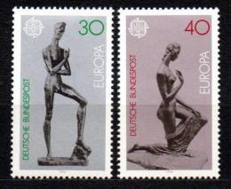 Poštovní známky Nìmecko 1974 Evropa CEPT Mi# 804-05
