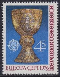 Poštovní známka Rakousko 1976 Evropa CEPT Mi# 1516