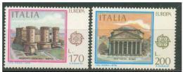 Poštovní známky Itálie 1978 Evropa CEPT Mi# 1607-08