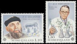 Poštovní známky Finsko 1980 Evropa CEPT Mi# 867-68