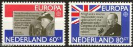 Poštovní známky Nizozemí 1980 Evropa CEPT Mi# 1168-69