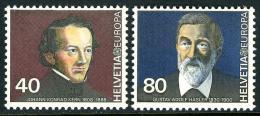 Poštovní známky Švýcarsko 1980 Evropa CEPT Mi# 1174-75