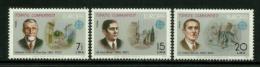Poštovní známky Turecko 1980 Evropa CEPT Mi# 2510-12