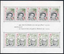 Poštovní známky Monako 1980 Evropa CEPT Mi# Block 16
