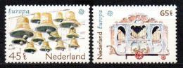 Poštovní známky Nizozemí 1981 Evropa CEPT Mi# 1186-87
