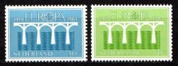Poštovní známky Nizozemí 1984 Evropa CEPT Mi# 1251-52