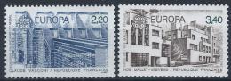 Poštovní známky Francie 1987 Evropa CEPT Mi# 2603-04