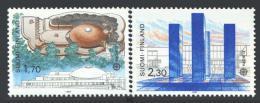 Poštovní známky Finsko 1987 Evropa CEPT Mi# 1021-22
